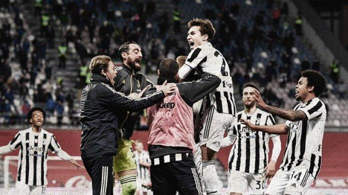 Grande Partita Liga Italia, Napoli vs Juventus: Allegri Istirahatkan Chiesa dan 3 Pemain Ini