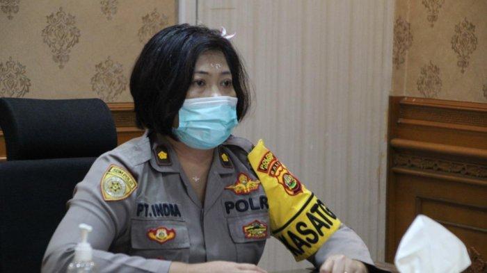 Polres Badung Sosialisasikan Penerimaan Anggota Polri T.A 2021