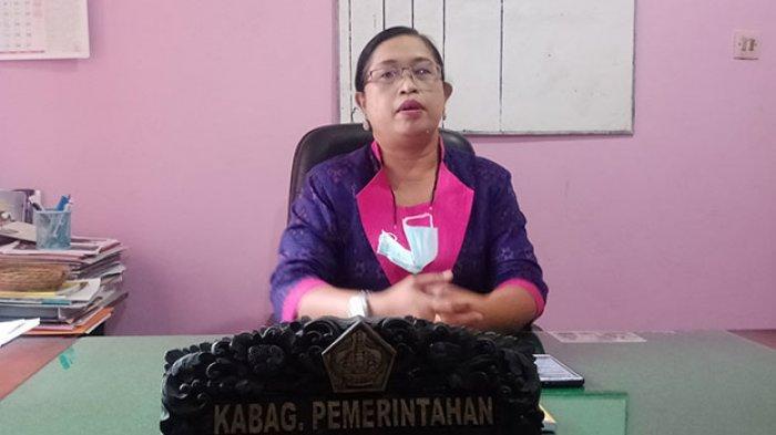Lima Jabatan PPPK dan PNS di Bangli Nol Pelamar
