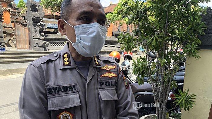 Kabid Humas Polda Bali, Kombes Syamsi saat diwawancara di Mapolda Bali, Denpasar, Bali, Jumat (4/9/2020).