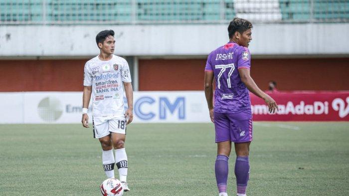 Persita vs Bali United, Asis Kadek Agung jadi Gol, Bali United Unggul 0-1
