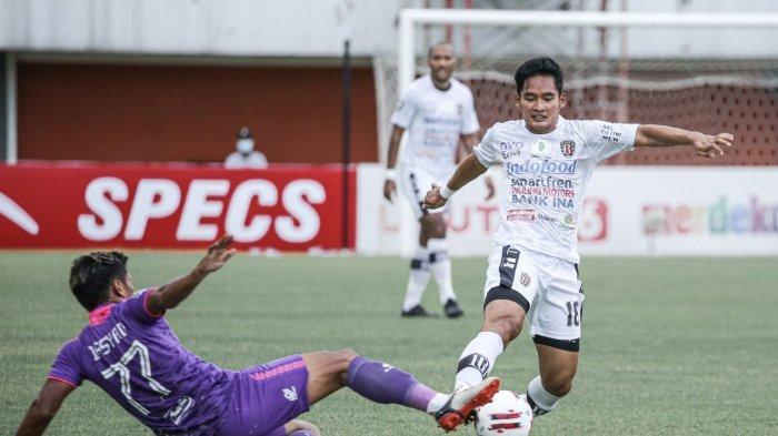 UPDATE Klasemen Piala Menpora 2021, Persib Bandung, Persija Jakarta, Bali United Tunggu Juara Grup C