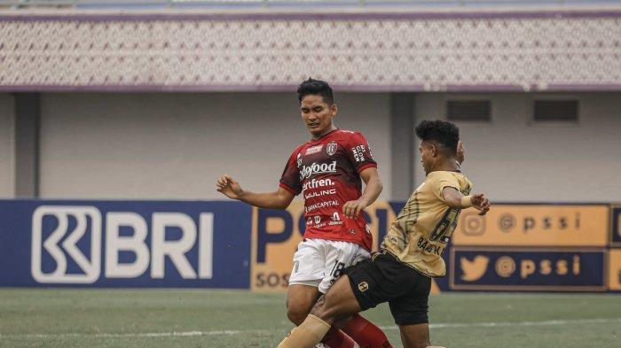 Menit ke Menit Babak Kedua Barito Putera vs Bali United, 2 Kali Digagalkan Tiang, Barito Kalah Lagi