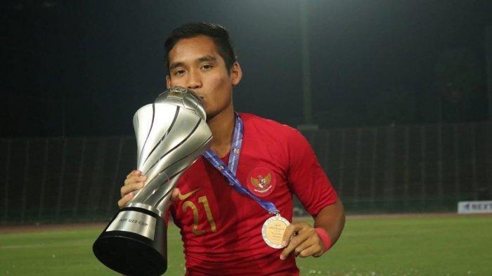 TC Timnas Indonesia Usai, Pemain Bali United Kadek Agung Ungkap Menu Latihan Shin Tae-yong