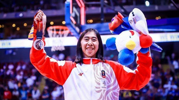 Pratitta Citta Ungkap Penyebab Kekalahan Tim Basket Putri Indonesia di SEA Games 2019