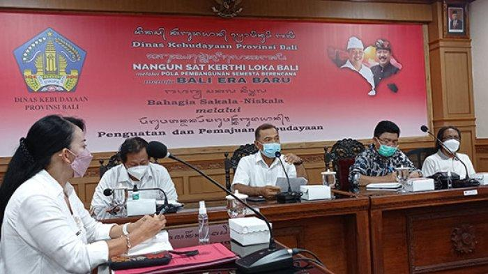Pemprov Akan Gelar Festival Seni Bali Jani III Secara Hybrid, Usung Tema 'Jenggala Sutra'