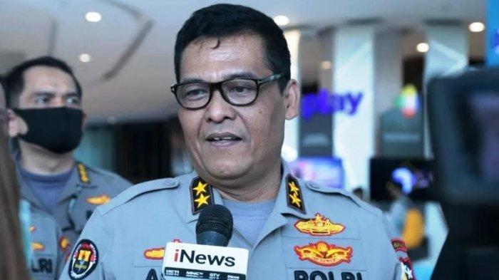 Kadiv Humas Polri Irjen Pol Raden Prabowo Argo Yuwono.