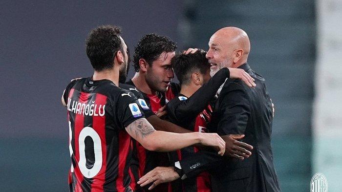 Kalahkan Juventus, Ini Beber Stefano Pioli Soal Rahasia AC Milan Sukses 3 Poin di Markas Bianconeri