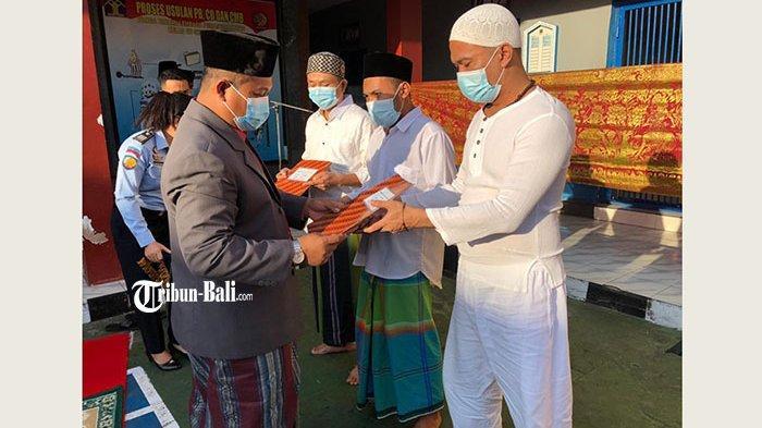 27 Warga Binaan Lapas Singaraja Terima Remisi Idul Fitri, 13 dari Kasus Tindak Pidana Khusus