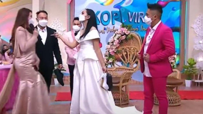 Vicky Prasetyo Diamuk Kalina Gegara Ketahuan Masih Goda Wanita Lain, Nita Thalia: Ada Masalah Apa?