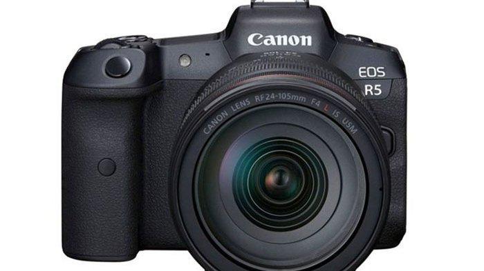 Resmi Hadir di Indonesia, Ini Harga dan Spesifikasi Kamera Mirrorless Canon EOS R5 dan R6