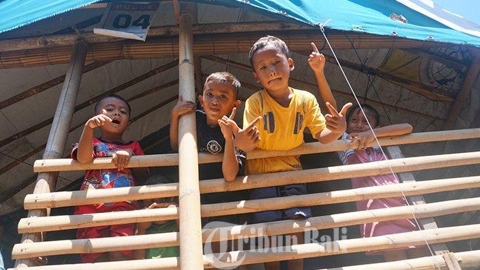 Sempat Digusur Pada 2017 Silam, Warga Kampung Bugis Serangan Justru Makin Antusias Gunakan Hak Pilih