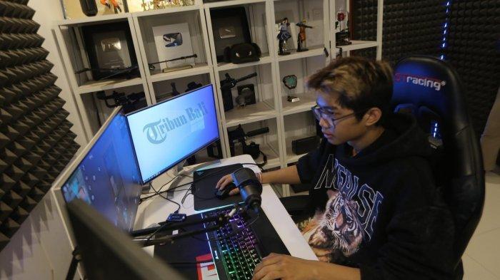 Kisah Frostdiamond Raih Sukses Melalui Games Online, Tak Selalu Berdampak Buruk