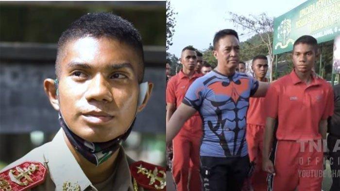 Kisah Mantan Tukang Cilok yang Berhasil Masuk TNI AD, Ingin Jadi Seperti Jenderal Andika Perkasa
