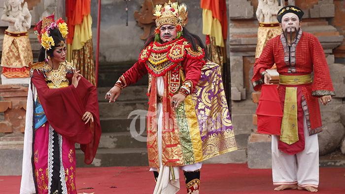 Keberadaan Etnis Tionghoa Kerajaan Bali Kuno Dikaitkan Mitos Pura Dalem Balingkang Kintamani Bangli