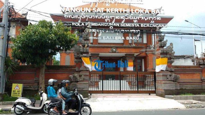Kantor Majelis Desa Adat (MDA) Gianyar Belum Berfungsi, Tunggu Mebeler MDA Bali