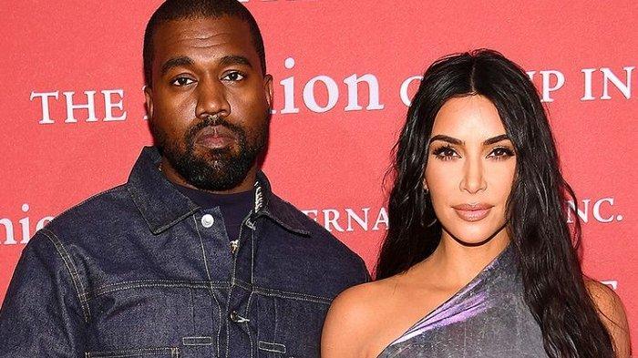 RESMI, Artis Hollywood Kim Kardashian Gugat Cerai Kanye West