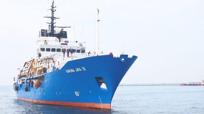 Selain KRI Rigel, Kapal Deteksi Bawah Laut Baruna Jaya IV Milik BPPT Dilibatkan Cari Black Box