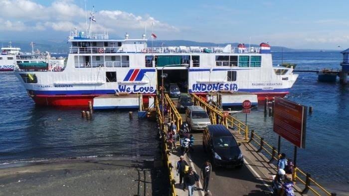 Tak Perlu Antre di Pelabuhan Ketapang-Gilimanuk, Tiket Kapal Feri ASDP Kini Bisa Pesan Lewat BRILink