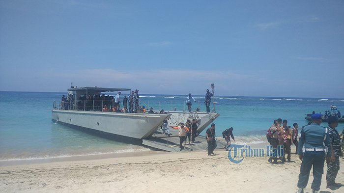 TNI Gelar Geladi Parsial Untuk Dukung Satgas Pengamanan dan Evakuasi Bencana Alam di Bali