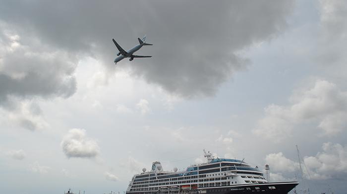 Begini Prakiraan Cuaca dan Tinggi Gelombang Pelabuhan dan Jalur Penyebrangan di Bali Hari Ini