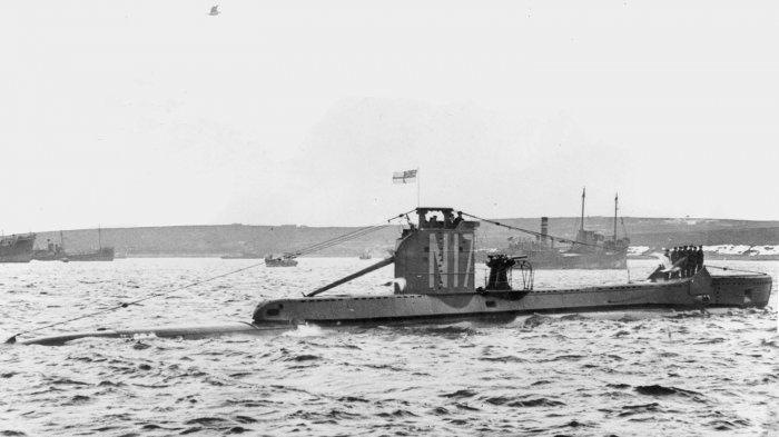 Kapal Selam Yang Hilang Misterius, Ditemukan Setelah 77 Tahun