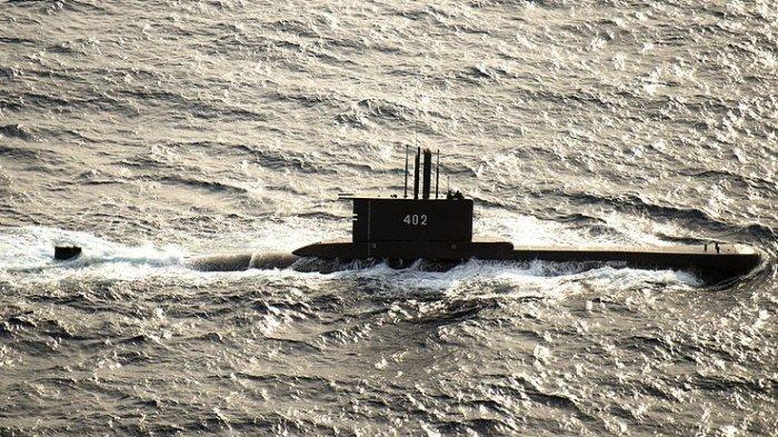 Kata Kadispen AL Kapal Selam KRI Nanggala 402 Berisiko Fatal Jika Ada di Kedalaman Lebih dari 500 M