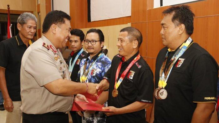 Kapolda Bali Jaring Atlet Menembak Berbakat Lewat Kepengurusan Perbakin