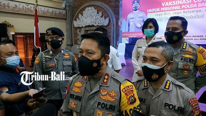 Kriminalitas Meningkat Saat Pandemi Covid-19, Kapolda Bali Imbau Warga Kurangi Bepergian