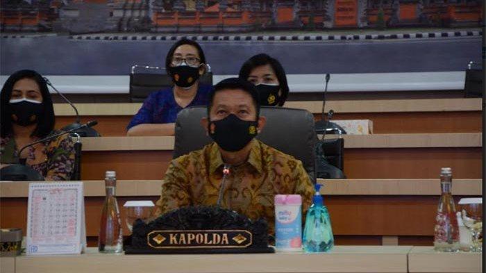 Mulai 1 Maret 2021, Polisi di Bali Akan Pakai Endek Setiap Selasa, Terutama Petugas Pelayanan Publik