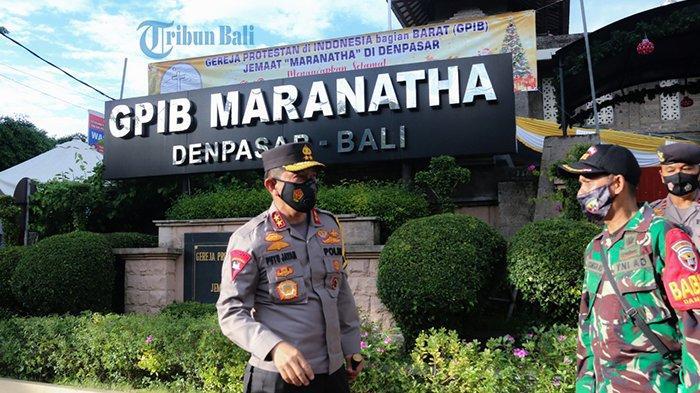 Dilarang Nyalakan Kembang Api di Tahun Baru, Kapolda Bali Tegas Jalankan Maklumat Kapolri