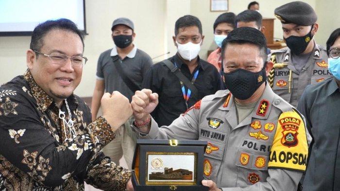 Kapolda Bali Tegaskan Pasang Mata Tajam Awasi Anggota DPR di Bali