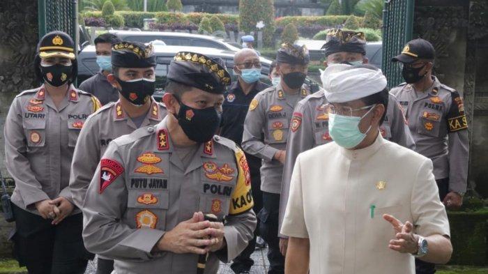 Kapolda Bali Irjen Putu Jayan Pertegas Lagi soal Premanisme: Jangan Sampai Hidup Kembali