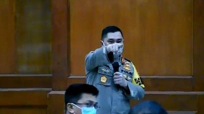 Oknum Kapolsek di Surabaya Diusir Kapolda Jatim Karena Tertidur saat Rapat Covid-19,Ini Kronologinya