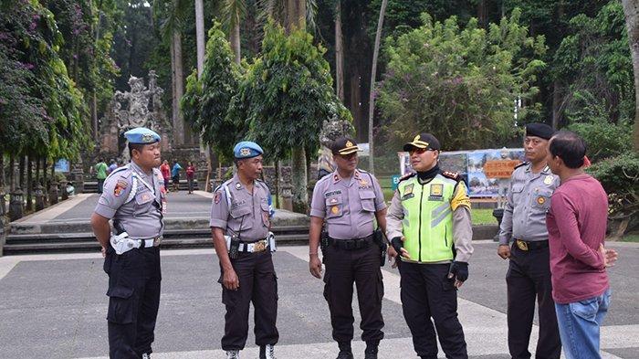 Kapolres Badung Pastikan Pengamanan di Jalur Wisata, Ini Titik Kepadatan Lalu Lintas di Badung