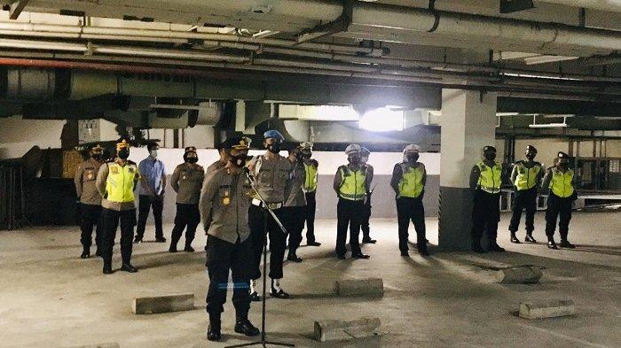 Jelang Kedatangan Panglima TNI dan Kapolri, Kapolres Badung Pimpin Apel Kesiapan Pengamanan