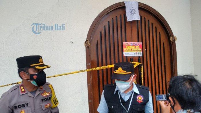 BREAKING NEWS: Laksanakan Party di Tengah PPKM, Orbit Bali Eat & Dance Ditutup Tim Gabungan