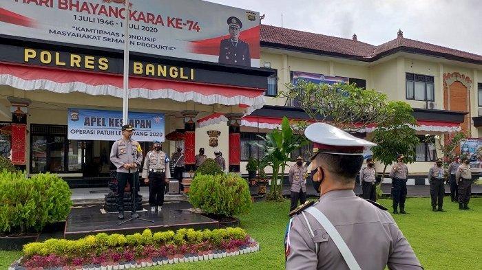 Operasi Patuh Lempuyang, Kapolres Bangli Tegaskan Utamakan Kegiatan Preemtif dan Preventif