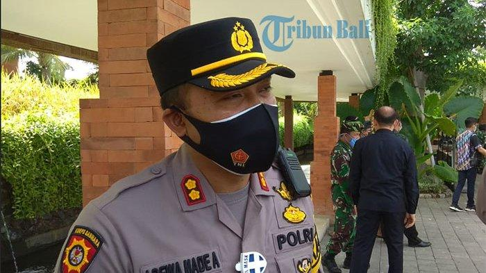 Jelang Tahun Baru 2021, Polres Gianyar Akan Tertibkan Penjual Kembang Api dan Miras