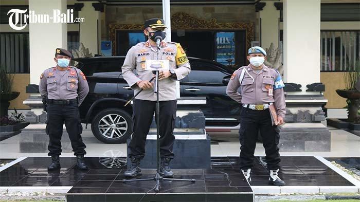 Sebelum Pindah Tugas ke Polda Bali, Kapolres Tabanan Sampaikan Pesan Penting Perpisahan