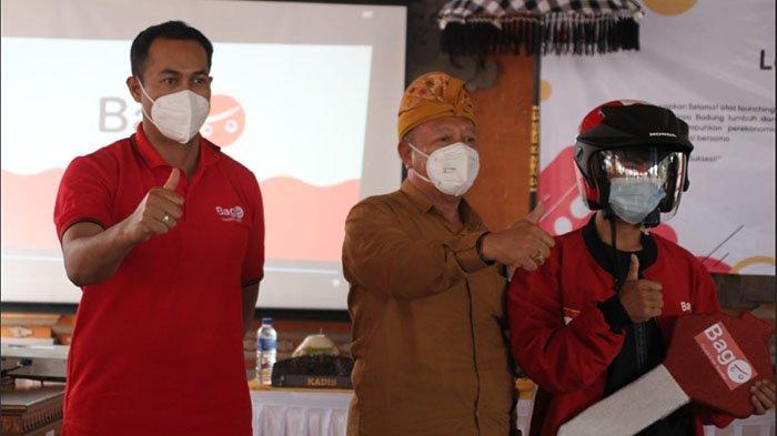 Hadiri Launching Aplikasi Bago, Kapolres Badung Sebut untuk Hadapi Tantangan di Tengah Pandemi Covid