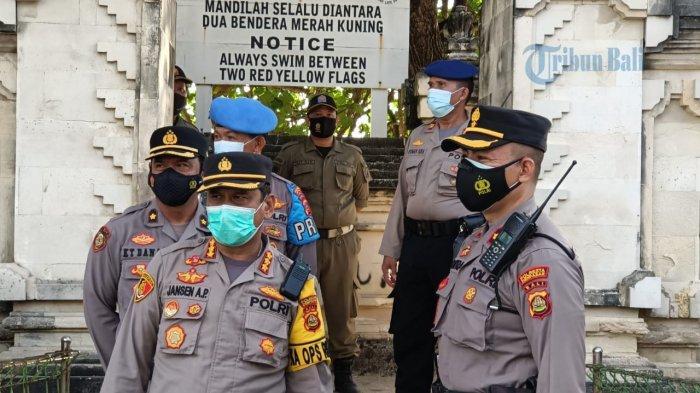 Evaluasi Pelaksanaan Shalat Id, Kapolresta Denpasar: Berjalan Tertib, Lancar dan Aman