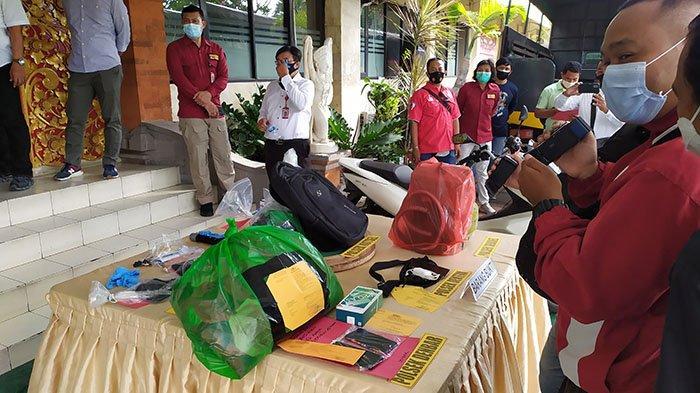 Kasus Kriminal di Denpasar Selama Sebulan Meningkat, Terungkap 27 Kasus dan 29 Pelaku