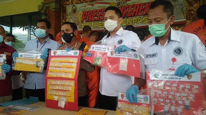 Polresta Denpasar Tegaskan Berantas Penyalahgunaan Narkoba dari Tempat Hiburan Malam hingga Indekos