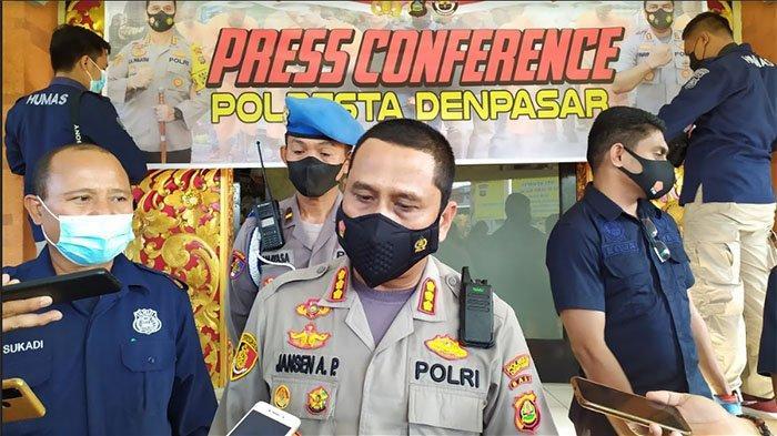 Kapolresta Denpasar Tepis Oknum Polisi Aniaya LC, Keberadaan di Tempat Hiburan Tetap Didalami