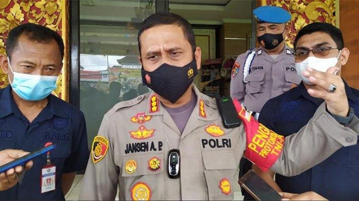 Peredaran Narkoba di Bali Masuk dari Jalur Darat