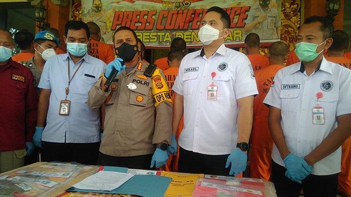 Kapolresta Denpasar Sebut Perpres Investasi Miras Permudah Penindakan Hukum Jika Ada Penyalahgunaan