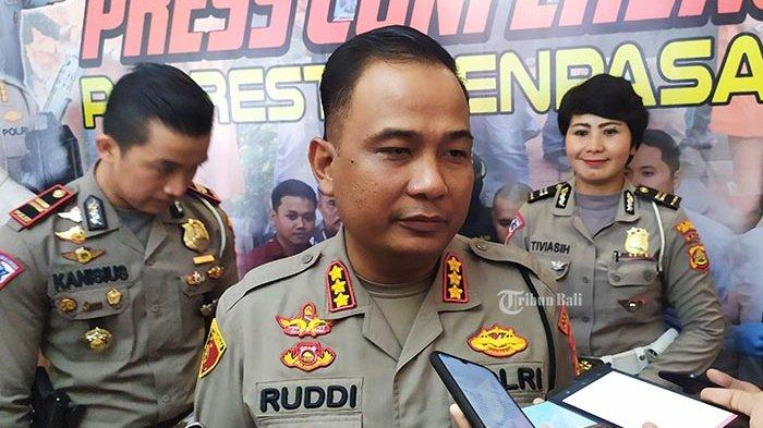 Polisi Lacak Keberadaan Bule Beraksi Freestyle di Jalan Raya di Bali