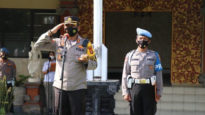 Selama Pandemi Covid-19, Ratusan Orang Ditangkap Karena Kasus Narkoba di Denpasar dan Badung Bali