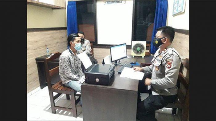 Dua Pemuda Asal Jember Diamankan di Polsek Pelabuhan Padang Bai Lantaran Kedapatan Bawa Pil Koplo